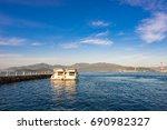 Two Boats In Nha Trang Bay   A...