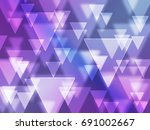 art bokeh | Shutterstock . vector #691002667