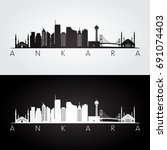 ankara skyline and landmarks