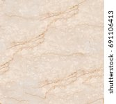 close up of marble texture.... | Shutterstock . vector #691106413