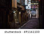 tokyo  japan   may 5 2017  the...   Shutterstock . vector #691161103