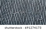 extreme close up macro photo of ...   Shutterstock . vector #691274173