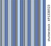 seamless vertical stripes... | Shutterstock .eps vector #691338523