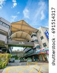 taipei  taiwan   july 30 ... | Shutterstock . vector #691514317