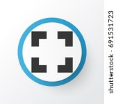 full screen icon symbol....