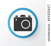 photo apparatus icon symbol.