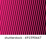 black and pink abstract...   Shutterstock .eps vector #691590667