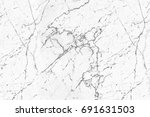 white marble texture and... | Shutterstock . vector #691631503
