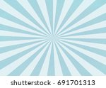 Sunburst Background  White And...