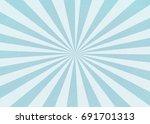 Sunburst Background  White And...