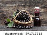 Small photo of Aronia apples berries