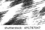 black and white pattern for... | Shutterstock . vector #691787047