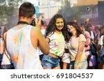 odessa  ukraine   august 5 ... | Shutterstock . vector #691804537