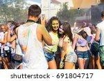 odessa  ukraine   august 5 ... | Shutterstock . vector #691804717