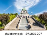montreal  canada   may 28  2017 ... | Shutterstock . vector #691831207