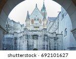 Schloss Neuschwanstein ...