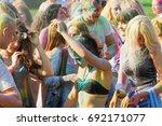 odessa  ukraine   august 5 ... | Shutterstock . vector #692171077