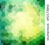 background of geometric shapes. ...   Shutterstock .eps vector #692173843