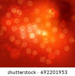 abstract red glowing background | Shutterstock .eps vector #692201953