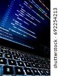 software development. software... | Shutterstock . vector #692254213