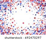 usa patriot day background with ... | Shutterstock .eps vector #692470297