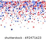 colors of usa flag background ... | Shutterstock .eps vector #692471623