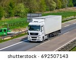 dusseldorf  germany   april 20  ... | Shutterstock . vector #692507143