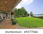 Waterfront Lake Home With Dock...