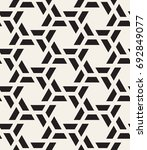 vector seamless pattern with... | Shutterstock .eps vector #692849077