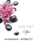 spa border design | Shutterstock . vector #69286717
