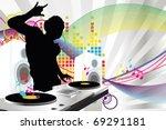 a vector illustration of a... | Shutterstock .eps vector #69291181