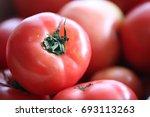 tomato | Shutterstock . vector #693113263