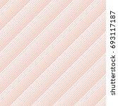 abstract beige line vector... | Shutterstock .eps vector #693117187