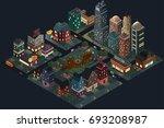 a vector illustration of... | Shutterstock .eps vector #693208987