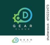 gear cloud initial letter d...