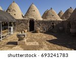 photo is taken in harran ... | Shutterstock . vector #693241783