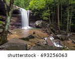 Cucumber Falls Plunges Over A...