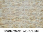 brick wall for background or... | Shutterstock . vector #693271633