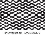 black and white vector checked...   Shutterstock .eps vector #693380377