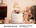 Baby shower party. decoration...