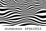 abstract wave vector background ... | Shutterstock .eps vector #693615013