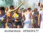 odessa  ukraine   august 5 ... | Shutterstock . vector #693634177