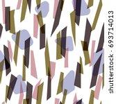 modern seamless pattern design...   Shutterstock .eps vector #693714013