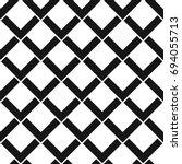 seamless abstract lattice... | Shutterstock .eps vector #694055713