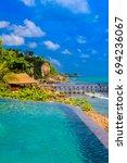 bali island | Shutterstock . vector #694236067