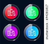 accounts folders four color...