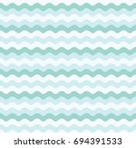 seamless sea foam wave vector... | Shutterstock .eps vector #694391533