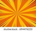 abstract comic book background  ... | Shutterstock .eps vector #694476223