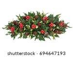 Christmas And Winter Decoratio...