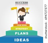 business women   Shutterstock .eps vector #694727377